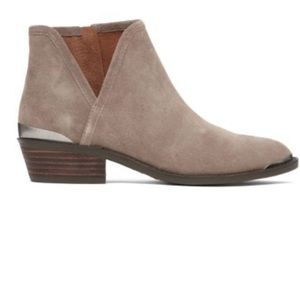 Lucky Brand Brindle Keezan Ankle Bootie